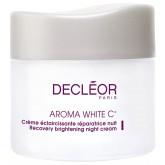 Decléor Aroma White C+ Crème éclaircissant réparatrice nuit