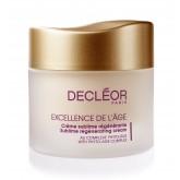 Decléor Excellence de l'Age 50+ Crème sublime régénérante